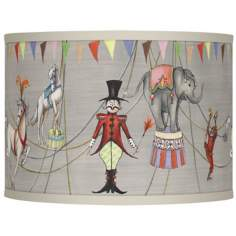 Circus Time Giclee Shade 12x12x8.5 (Spider)