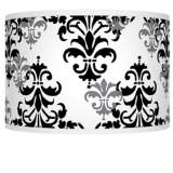 Damask Shadow Giclee Shade 12x12x8.5 (Spider)