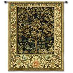 "The Living Tree 53"" High Wall Tapestry"
