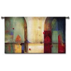 "Dreams in Bold 88"" Wide Wall Tapestry"