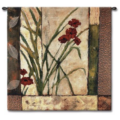 "Lilium 53"" Square Wall Tapestry"