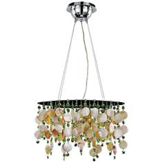 "Seaside Dreams 15"" Wide Pendant Chandelier"