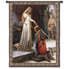 "The Accolade 53"" High Wall Tapestry"