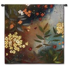 "Floating Garden 54"" High Wall Tapestry"