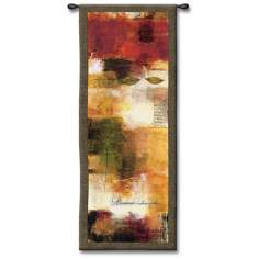 "Washed Away 53"" High Wall Tapestry"