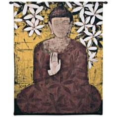 "Enlightenment 53"" High Wall Hanging Tapestry"