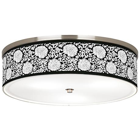 "Seedling by thomaspaul Blossom 20 1/4"" Wide Ceiling Light"
