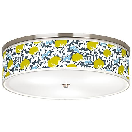 "Seedling by thomaspaul Hedge 20 1/4"" Wide Ceiling Light"