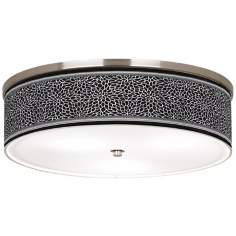 "Stacy Garcia Metropolitan Dahlia 20 1/4"" Ceiling Light"