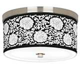 "Seedling by thomaspaul Blossom 10 1/4"" Wide Ceiling Light"