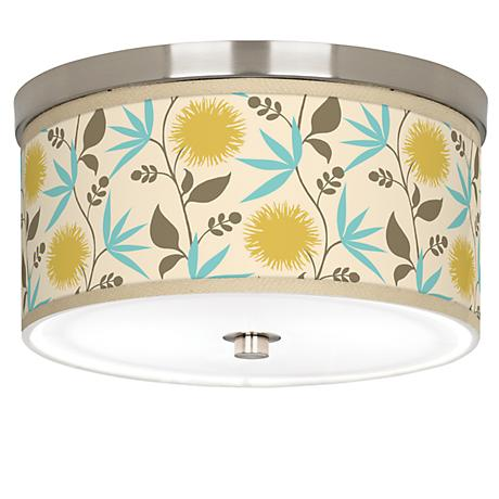 "Seedling by thomaspaul Dahlia 10 1/4"" Wide Ceiling Light"