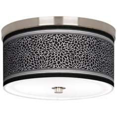 "Stacy Garcia Metropolitan Dahlia 10 1/4"" Wide Ceiling Light"