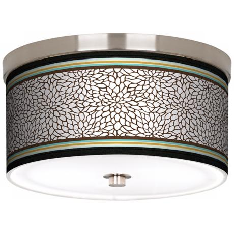 "Stacy Garcia Countess Dahlia10 1/4"" Wide Ceiling Light"