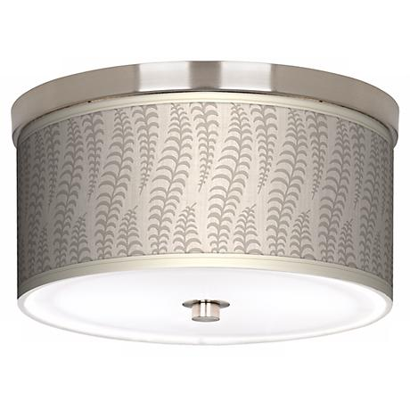 "Stacy Garcia Fancy Fern Ice 10 1/4"" Wide Ceiling Light"