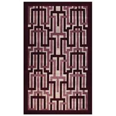 Walt Disney Signature Burgundy Riverside Rug