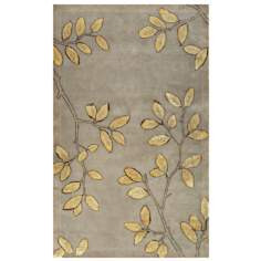 Walt Disney Signature Silver Gray Reverie Rug