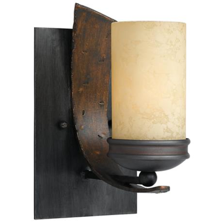 "Varaluz Aizen Collection 5 1/2"" Wide Sconce"