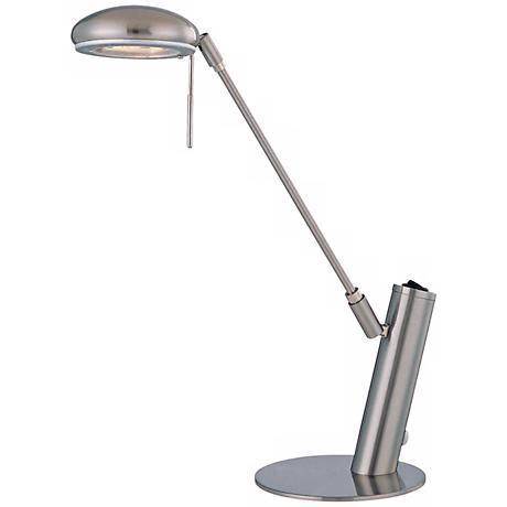 Lite Source Orbit Adjustable Desk Lamp