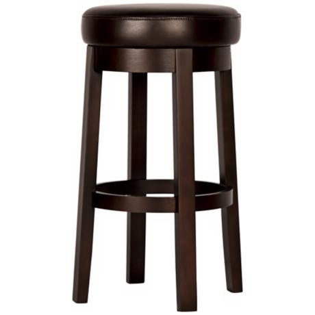 "Darcy Havana 30"" High Swivel Bar Stool"