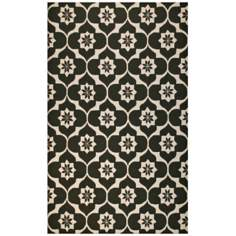 Taza Olive Handmade Indoor Outdoor Rug