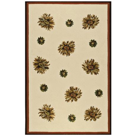 Sunspots Indoor Outdoor Rug