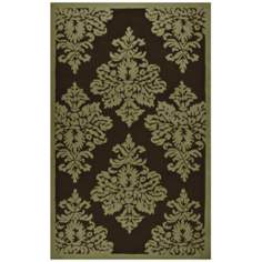 Antigua Sage Indoor Outdoor Rug