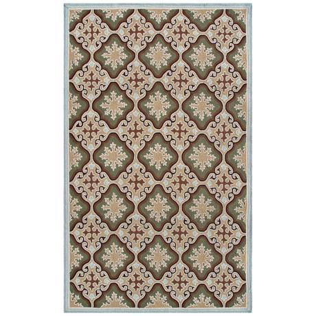 Zagora Indoor Outdoor Rug