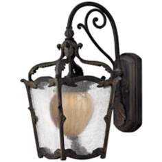 "Hinkley Sorrento Collection 17"" High Outdoor Wall Light"