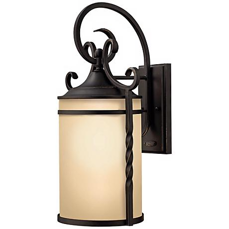 "Hinkley Casa Collection 20 3/4"" High Outdoor Wall Light"