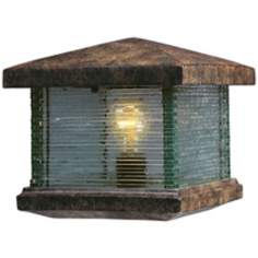 "Triumph Collection 9 1/2"" High Outdoor Deck Light"