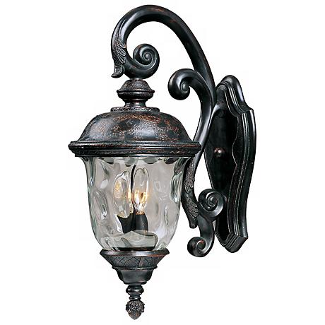 "Carriage House Downbridge 26 1/2"" High Outdoor Wall Light"