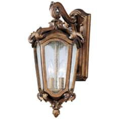 "Bastille Collection 19"" High Outdoor Wall Light"