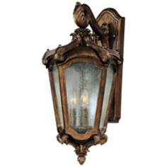 "Bastille Collection 23 1/2"" High Outdoor Wall Light"