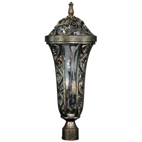 "Montecito Collection 20 1/2"" High Outdoor Post Light"