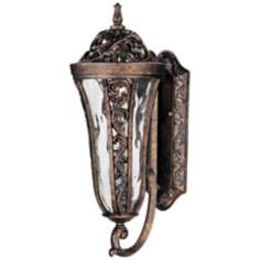 "Montecito Collection 21"" High Outdoor Wall Light"