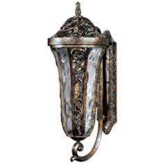 "Montecito Collection 26 1/2"" High Outdoor Wall Light"