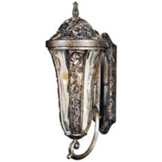 "Montecito Collection 31"" High Outdoor Wall Light"