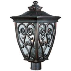 "Newbury Collection 21 1/2"" High Outdoor Post Light"