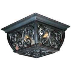 "Newbury Collection 10 1/2"" Wide Ceiling Light"