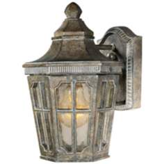 "Beacon Hill Collection 11"" High Outdoor Wall Light"