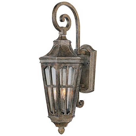 "Beacon Hill Collection 24"" High Outdoor Wall Light"