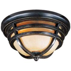 "Westport Collection 13"" Wide Indoor - Outdoor Ceiling Light"