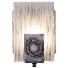 "Varaluz Polar Collection 4 1/2"" Wide ADA Wall Sconce Light"