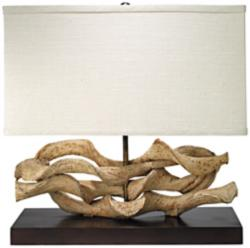 Jamie Young Twisted Vine Table Lamp