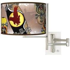 Tempo Skateboard Mania Plug-in Swing Arm