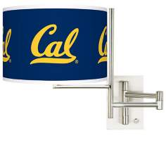 University of California Berkeley Steel Swing Arm Wall Light