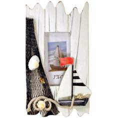 Judith Edwards Designs Boat II Photo Frame