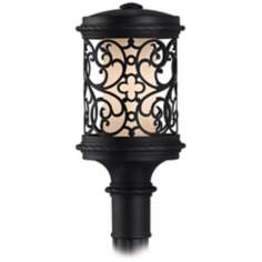 "Costa del Luz Collection 18 3/4"" High Outdoor Post Light"