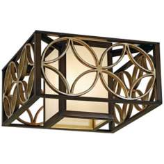 "Murray Feiss Remy Collection 14 1/2"" Wide Ceiling Light"
