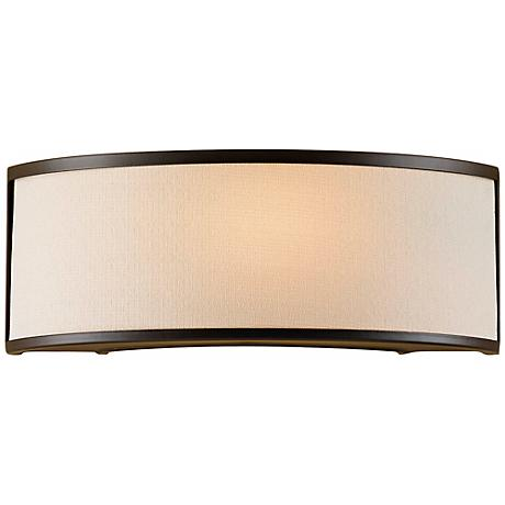 "Feiss Stelle Collection 4 3/4"" High Wall Sconce"